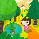 The Frog Prince by parisiansamurai