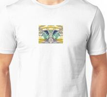 Neato 2 in color, sea shell manipulation by Michael Dyer Unisex T-Shirt