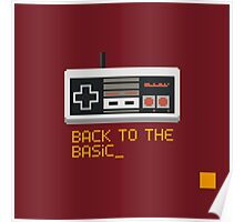 back to the basic_ Poster