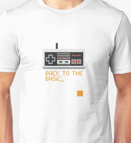 back to the basic_ T-Shirt