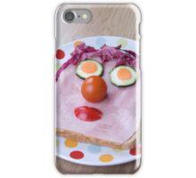 Face Sandwich iPhone Case/Skin
