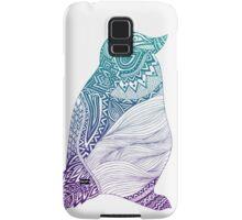 Duotone Penguin Samsung Galaxy Case/Skin