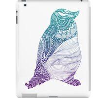 Duotone Penguin iPad Case/Skin