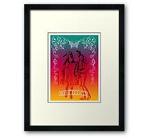 Fleetwood Mac Framed Print