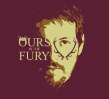 Ours is the Fury by markusian