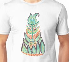 Tribal Feather Unisex T-Shirt