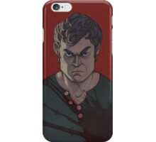 blood theme iPhone Case/Skin