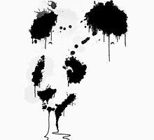 Painted Panda Unisex T-Shirt