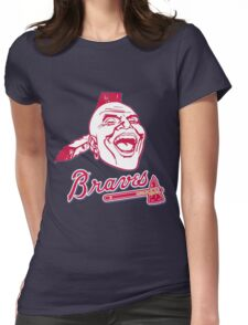 Chief Knockahoma Womens Fitted T-Shirt