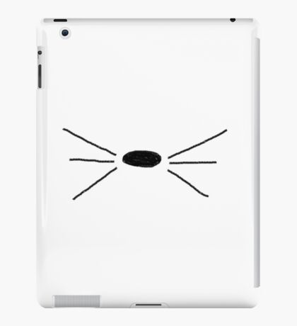Cat Whiskers iPad Case iPad Case/Skin