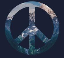 Peace- Mountains by leucanthemum