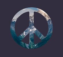Peace- Mountains Unisex T-Shirt