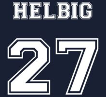 Helbig 27 - Sports Jersey Style Shirt Kids Clothes