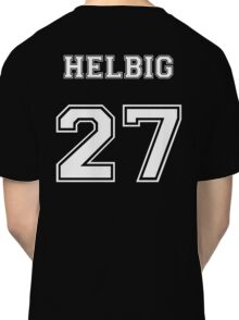 Helbig 27 - Sports Jersey Style Shirt Classic T-Shirt
