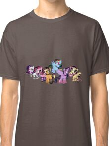 Goth Ponies Classic T-Shirt