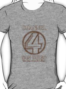 Channel 4 San Diego T-Shirt