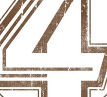 Channel 4 San Diego Sticker