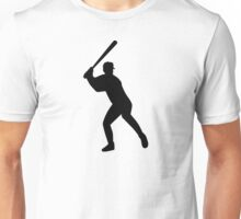 Baseball batter Unisex T-Shirt