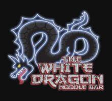 White Dragon Noodle Bar by 8balltshirts