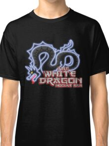 White Dragon Noodle Bar Classic T-Shirt