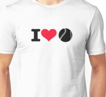I love Baseball Unisex T-Shirt