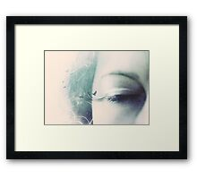 Day Dreams Framed Print