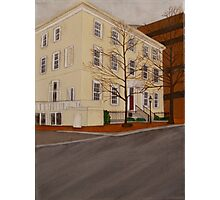Court End White House Photographic Print