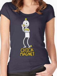 Chick Magnet Women's Fitted Scoop T-Shirt