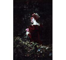 Hiding Away Photographic Print