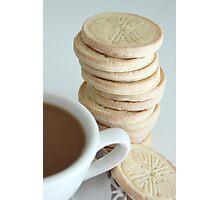 Cookies with Grandma Photographic Print