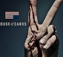 House of Cards by thehippievegan