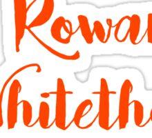 Rowan Whitethorn ( Throne Of Glass ) Sticker