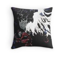 Demon 9 Throw Pillow