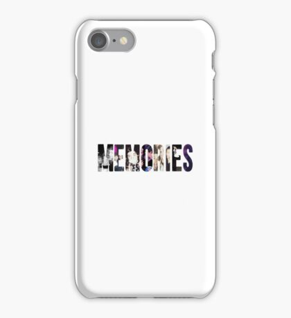 Memories ipod touch case iPhone Case/Skin