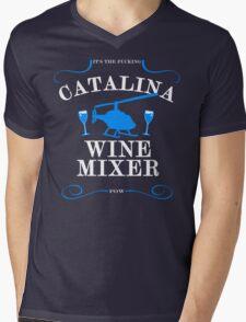 The Catalina Wine Mixer Mens V-Neck T-Shirt