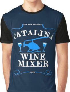 The Catalina Wine Mixer Graphic T-Shirt