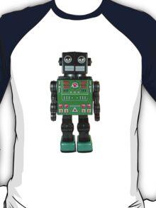 Smoking Kaiju Robot T-Shirt