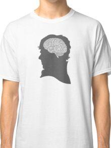 Sherlock - Brainy Is The New Sexy Classic T-Shirt
