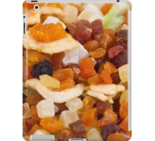 candied fruit iPad Case/Skin