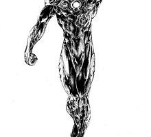 Green Lantern by VictorRyan
