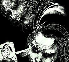 Joker by VictorRyan