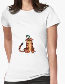 MandM Womens Fitted T-Shirt