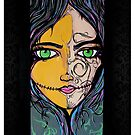 Shes SO Muerte - Art Print by Arek619
