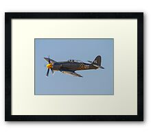 Sea Fury FB.11 VR930 Framed Print