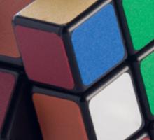Rubik Cube [T Shirt] Sticker