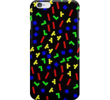 Tetris Blocks iPhone Case/Skin