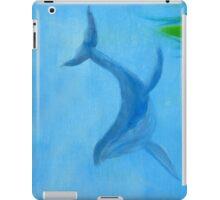 Whale iPad Case/Skin