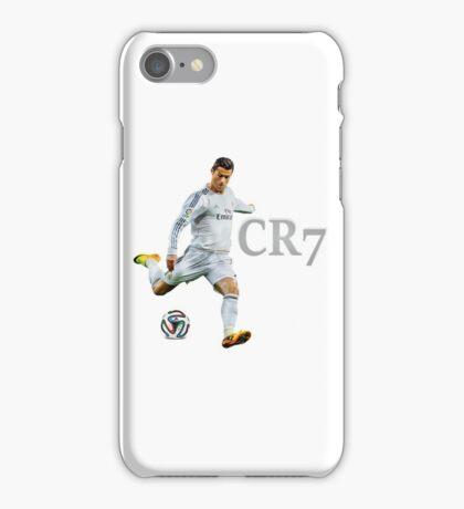 Ronaldo Real Madrid iPhone Case/Skin