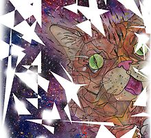 lilbub space kitty by Jp87cents