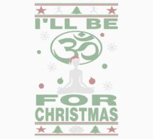 Yoga Om For Christmas Ugly One Piece - Long Sleeve